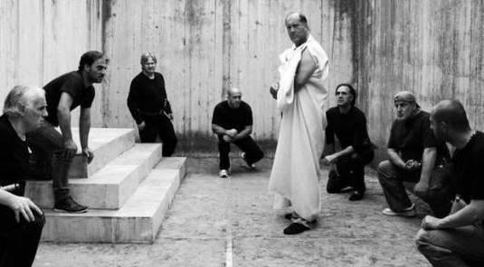 Caesar Must Die aka Cesare deve morire (Paolo Taviani, Vittorio Taviani, 2012)