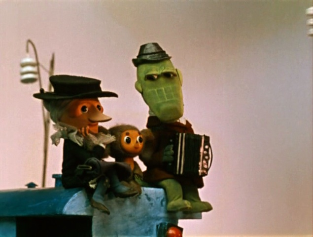 The Adventures Of Cheburashka (Roman Kachanov, 1971-1983)