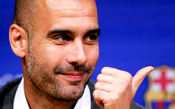 Pep Guradiola: Great Tactician